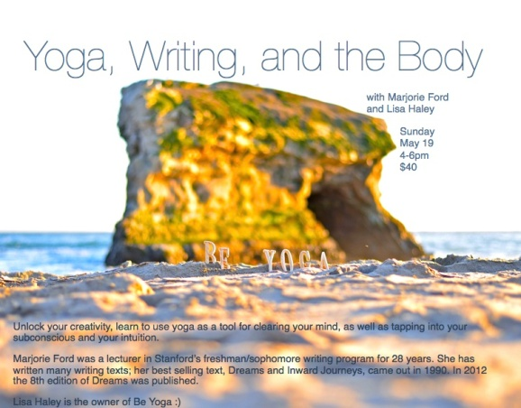 Yoga and Writing